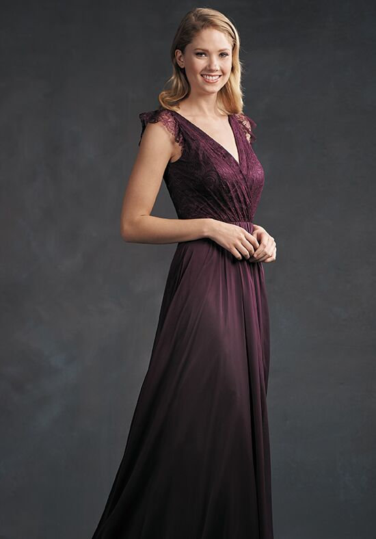 Belsoie L194057 V-Neck Bridesmaid Dress