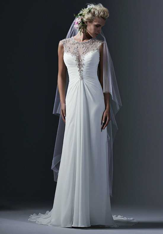 Sottero and Midgley Cara Lynette Sheath Wedding Dress