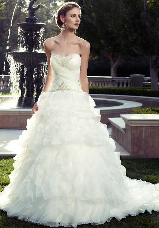 Casablanca Bridal 2078 Wedding Dress photo