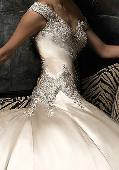Stephen Yearick 13068 Mermaid Wedding Dress