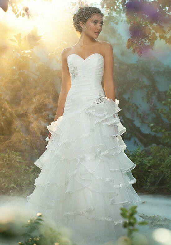 Alfred Angelo Disney Fairy Tale Weddings Bridal Collection 224 Mermaid Wedding Dress