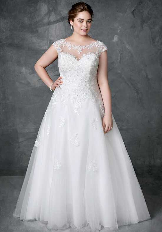 Femme by Kenneth Winston 3403 Ball Gown Wedding Dress