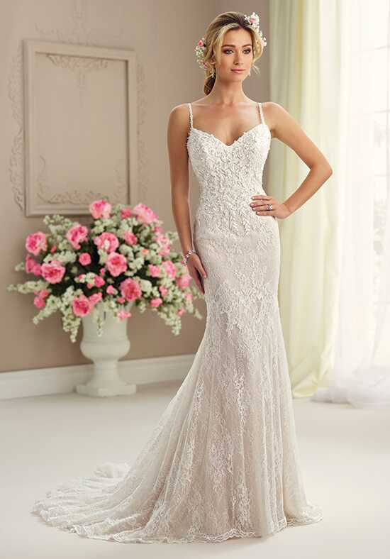 Enchanting by Mon Cheri 217107 Mermaid Wedding Dress