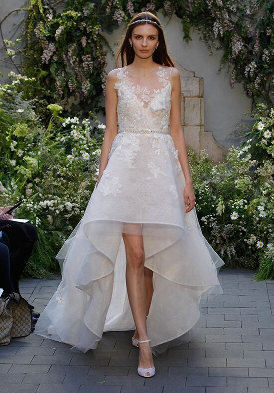 Monique Lhuillier Beaumont Ball Gown Wedding Dress