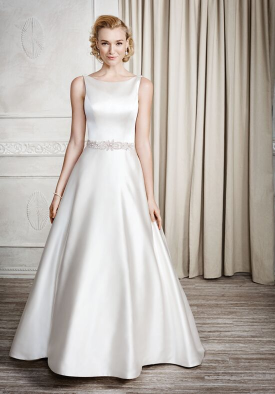 Kenneth Winston 1667 A-Line Wedding Dress