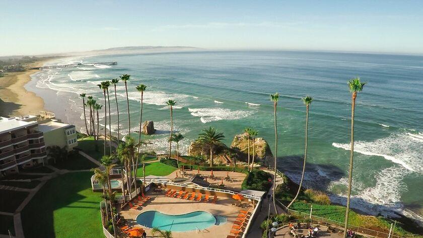 Seacrest Oceanfront Hotel 2241 Price St Pismo Beach Ca 93449 Usa 805 773 4608