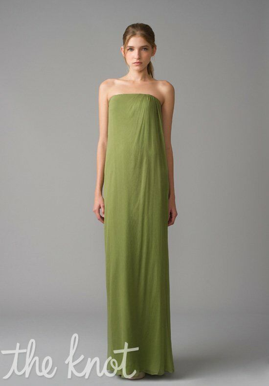 Monique Lhuillier Bridesmaids 450007 Strapless Bridesmaid Dress