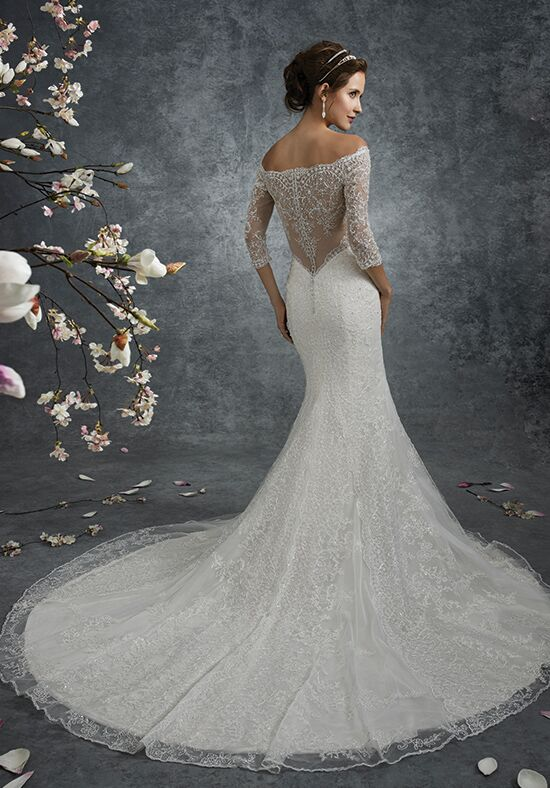 Sophia Tolli Y21746 Corona Wedding Dress The Knot