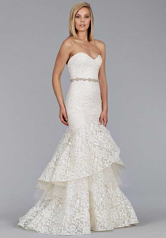 Jim Hjelm 8456 Mermaid Wedding Dress