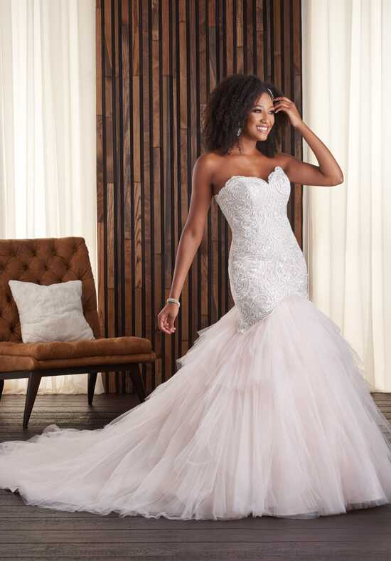 Bonny Bridal 721 Mermaid Wedding Dress