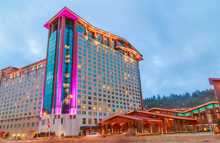 CASINOS in NORTH CAROLINA (NC) - 2019 up-to-date List - CasinosAvenue