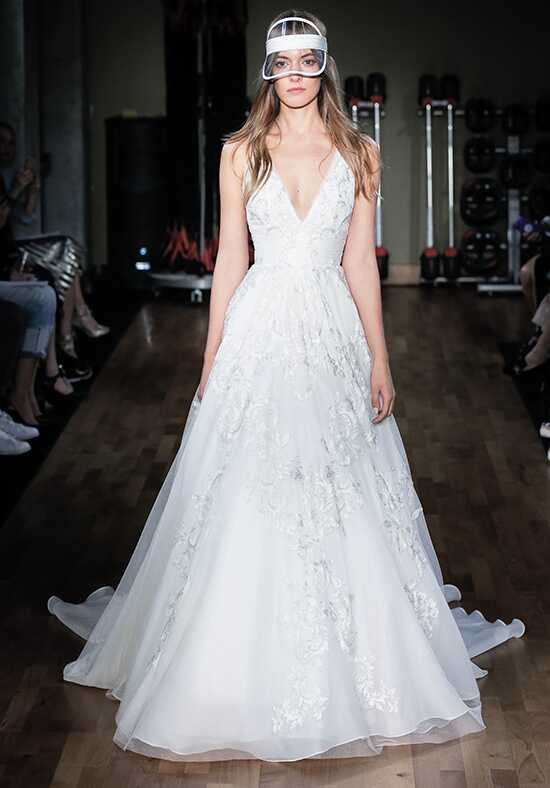 Alyne by Rita Vinieris Morgan Ball Gown Wedding Dress