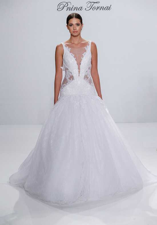 Pnina Tornai for Kleinfeld 4525 Mermaid Wedding Dress