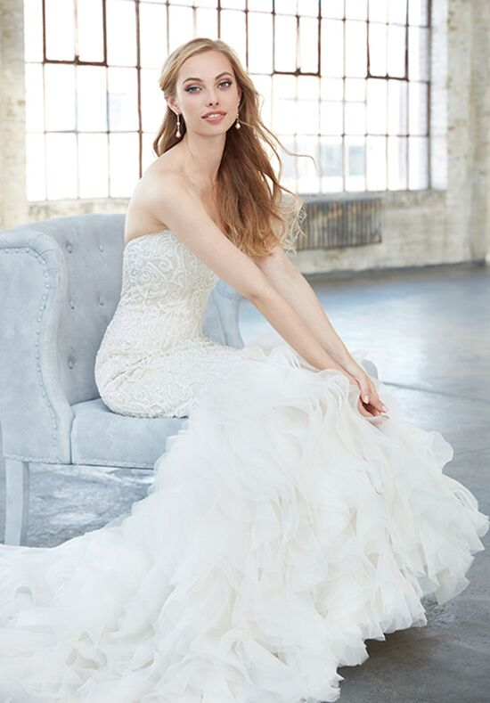 Madison James MJ308 Mermaid Wedding Dress