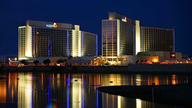 Laughlin nevada aquarius casino hotel