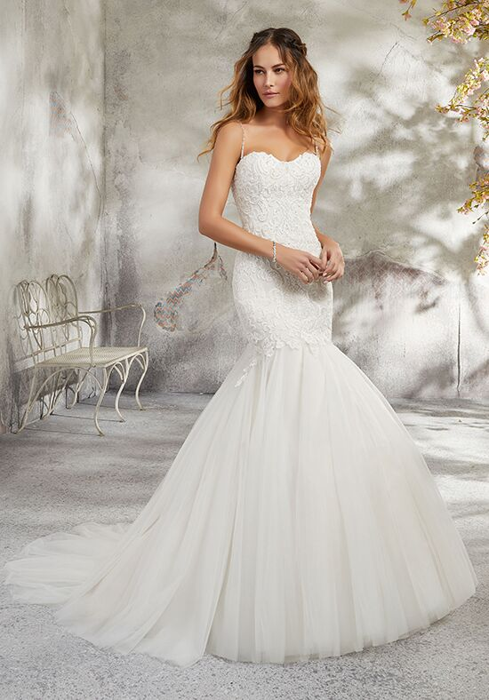 Morilee by Madeline Gardner/Blu 5682 / Lyra Mermaid Wedding Dress
