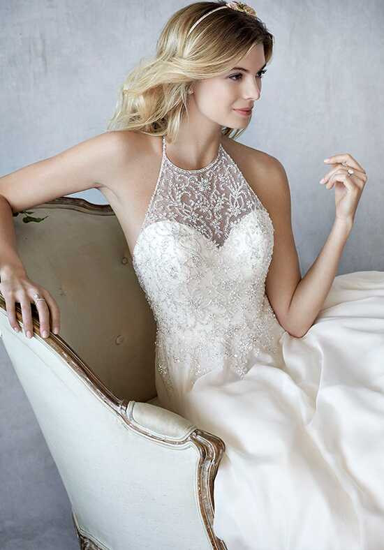 Kenneth Winston: Ella Rosa Collection BE427 A-Line Wedding Dress