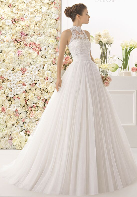 Aire Barcelona Caracola A-Line Wedding Dress