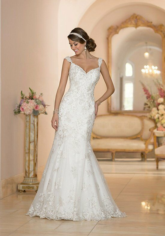 Stella york 5948 wedding dress the knot for How do you preserve a wedding dress
