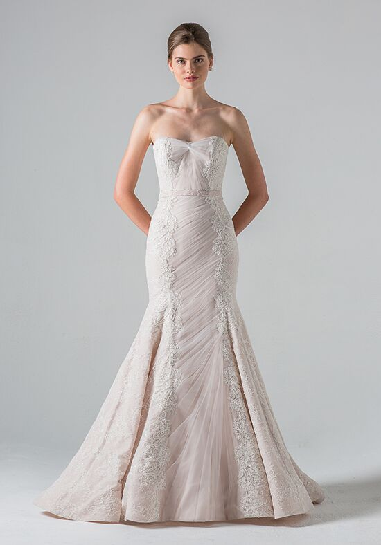 Anne Barge Luxembourg Mermaid Wedding Dress