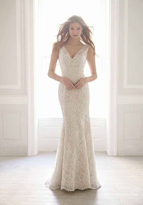 Madison James MJ152 Sheath Wedding Dress