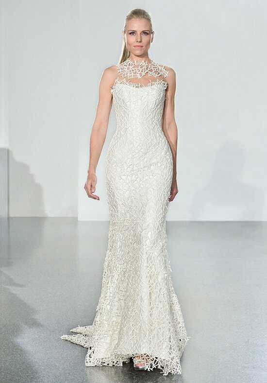 Romona Keveza Collection RK583 Mermaid Wedding Dress