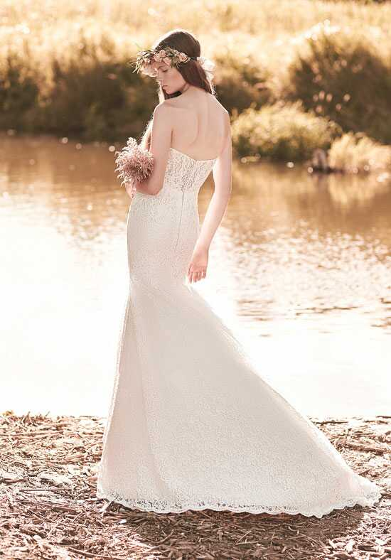 Mikaella 2069 Sheath Wedding Dress