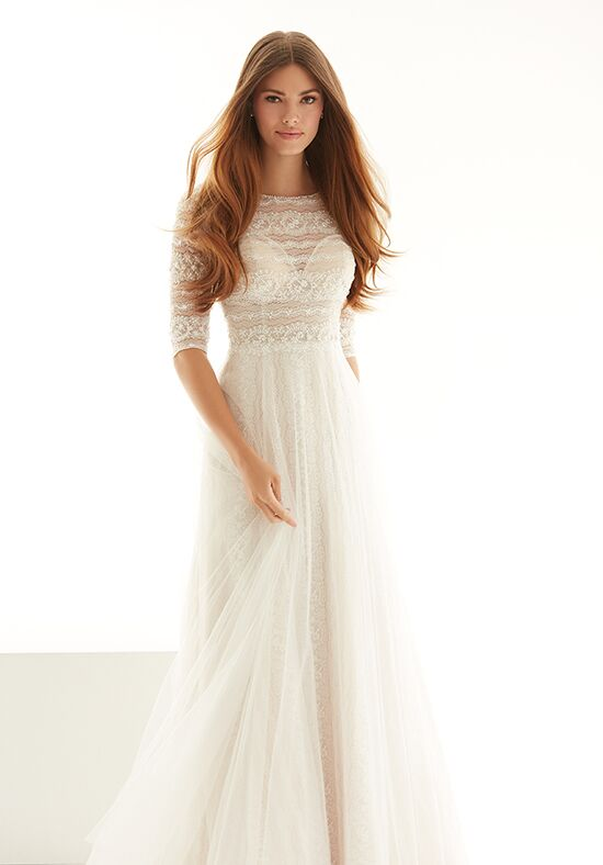 Madison James MJ400 A-Line Wedding Dress