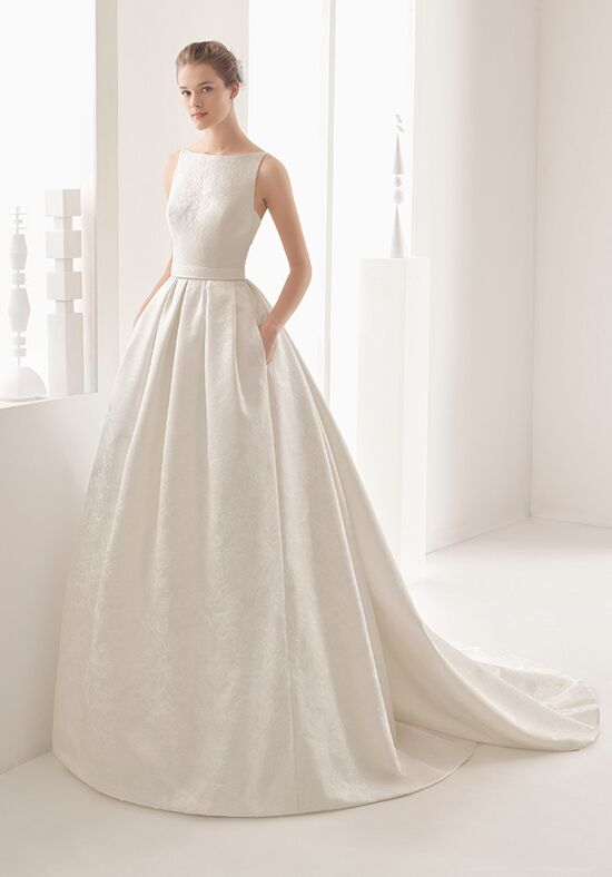 Rosa Clará Nazar Ball Gown Wedding Dress