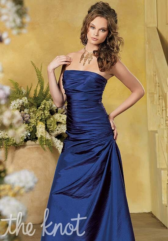 Jordan 816 Strapless Bridesmaid Dress