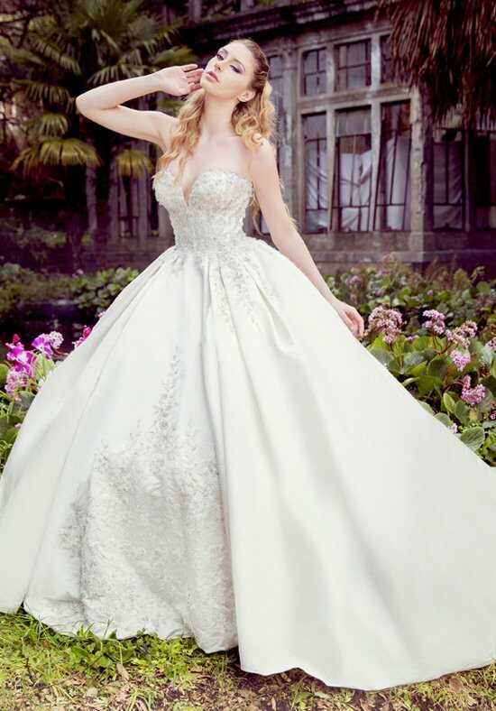 Ysa Makino KYM56 Ball Gown Wedding Dress