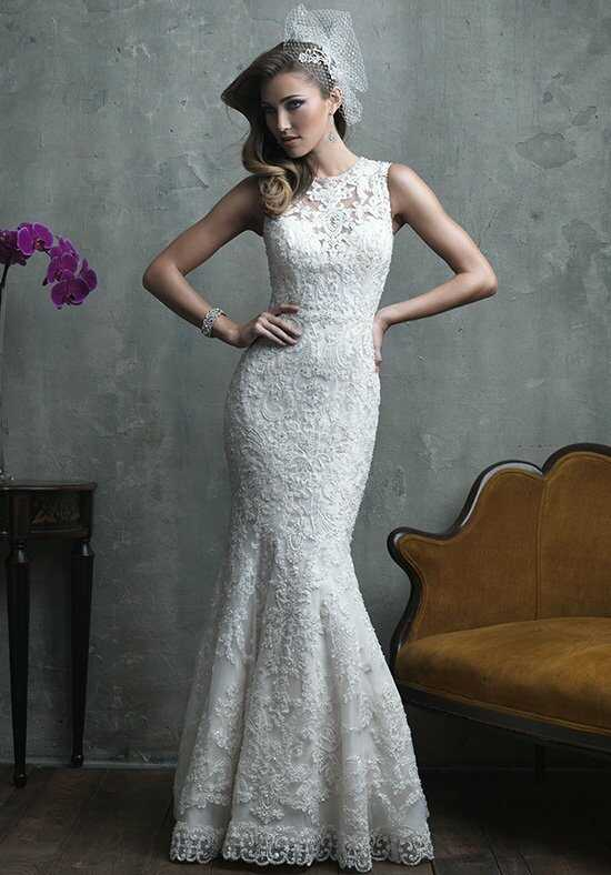 Allure Couture C311 Mermaid Wedding Dress