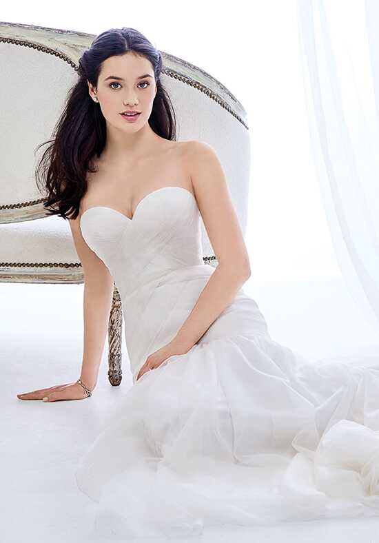 Kenneth Winston: Ella Rosa Collection BE396 Mermaid Wedding Dress