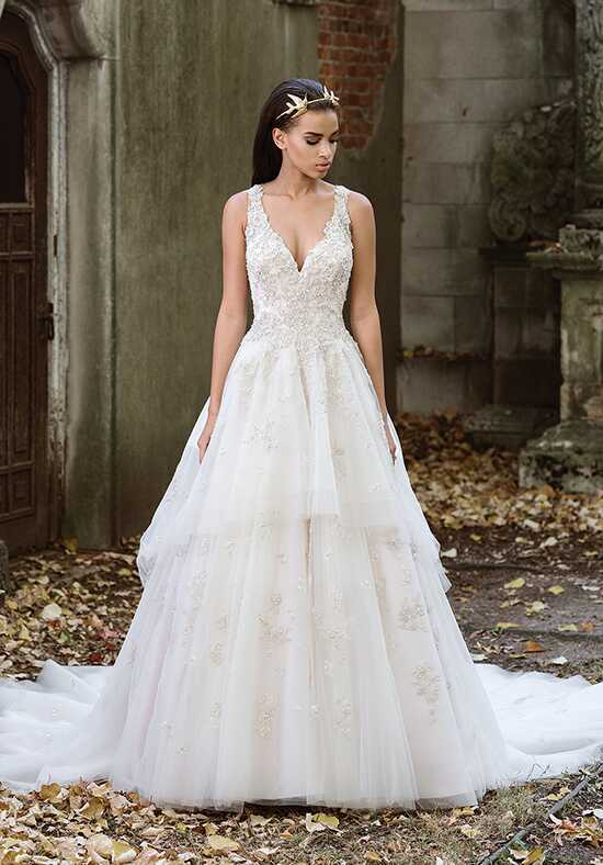 Justin Alexander Signature 9884 Ball Gown Wedding Dress