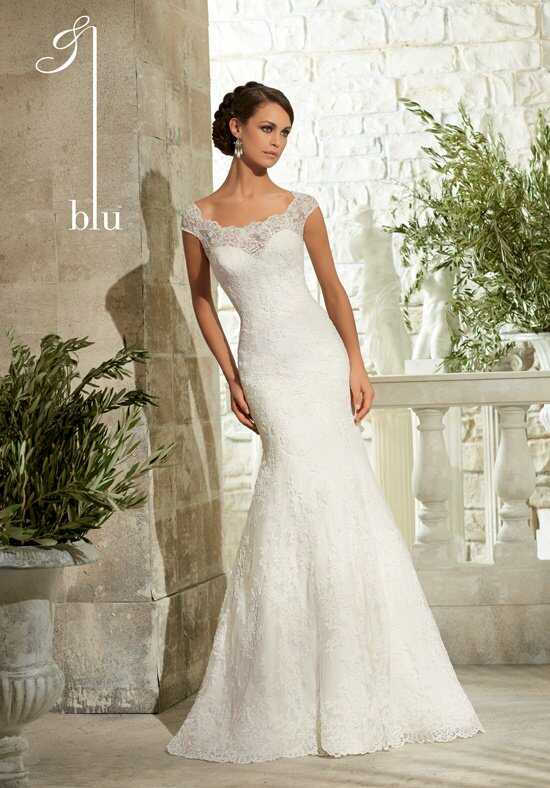 Morilee by Madeline Gardner/Blu 5310 A-Line Wedding Dress