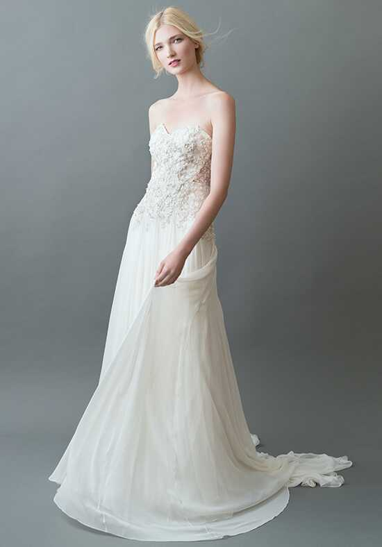 Jenny Yoo Collection Marabella 1700B Sheath Wedding Dress
