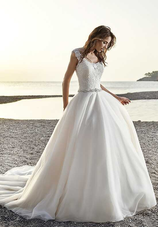 Eddy K Ibiza Ball Gown Wedding Dress