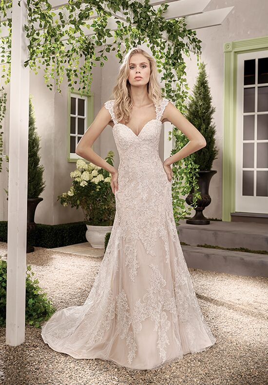 Jasmine Collection F191008 A-Line Wedding Dress