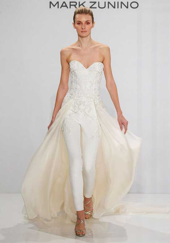 Mark Zunino for Kleinfeld 191 Wedding Dress photo