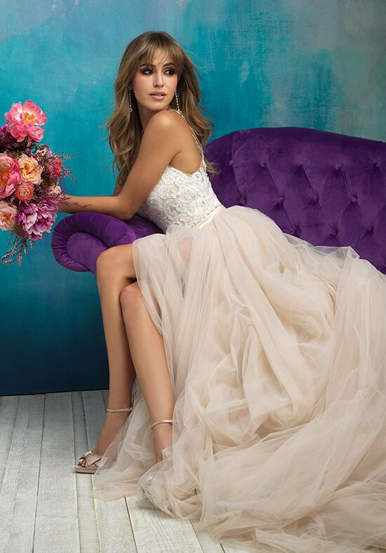 Allure Bridals 9509 Ball Gown Wedding Dress