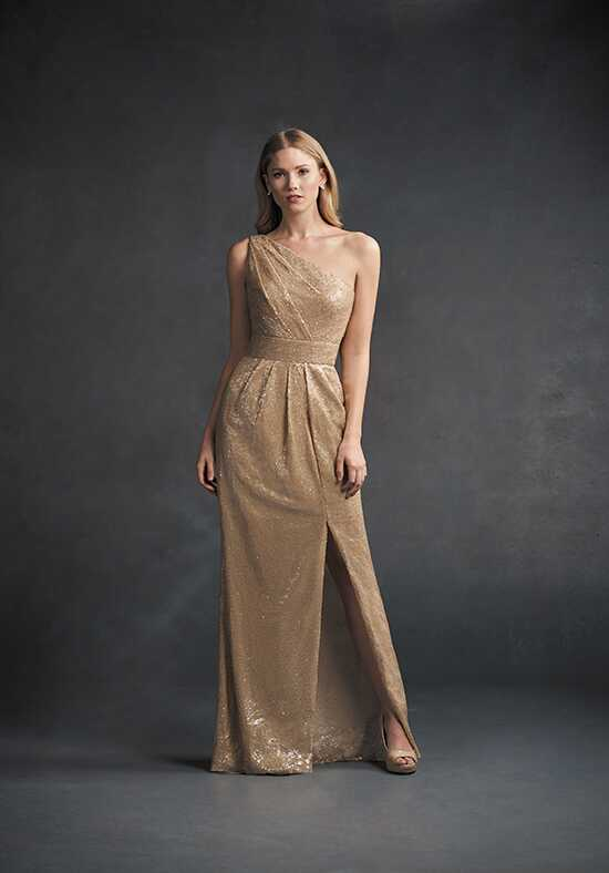 Belsoie L194062 One Shoulder Bridesmaid Dress