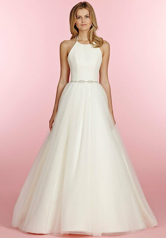 Blush by Hayley Paige 1509/Holland Sheath Wedding Dress