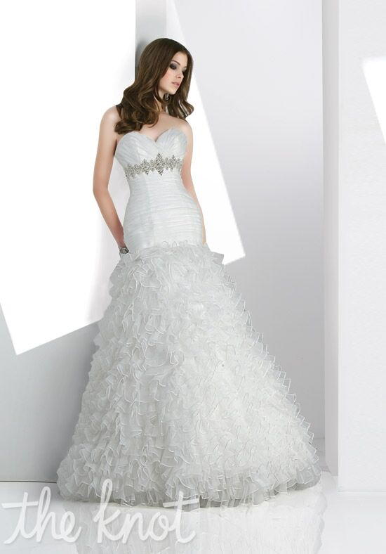 Impression Bridal 10046 A-Line Wedding Dress