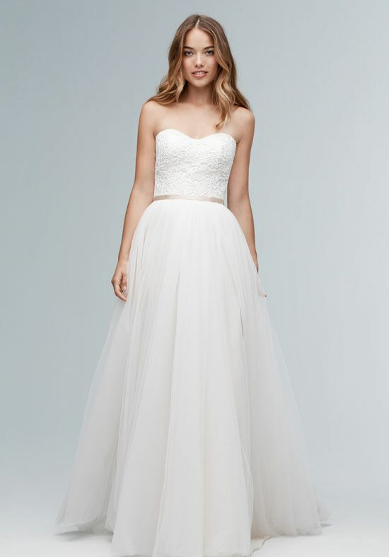Wtoo Brides Sabine 16730 A-Line Wedding Dress
