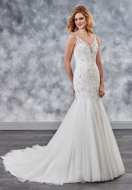 Mary's Bridal Couture d'Amour MB4027 Mermaid Wedding Dress