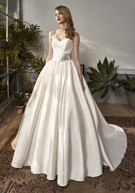 Beautiful BT18-01 A-Line Wedding Dress