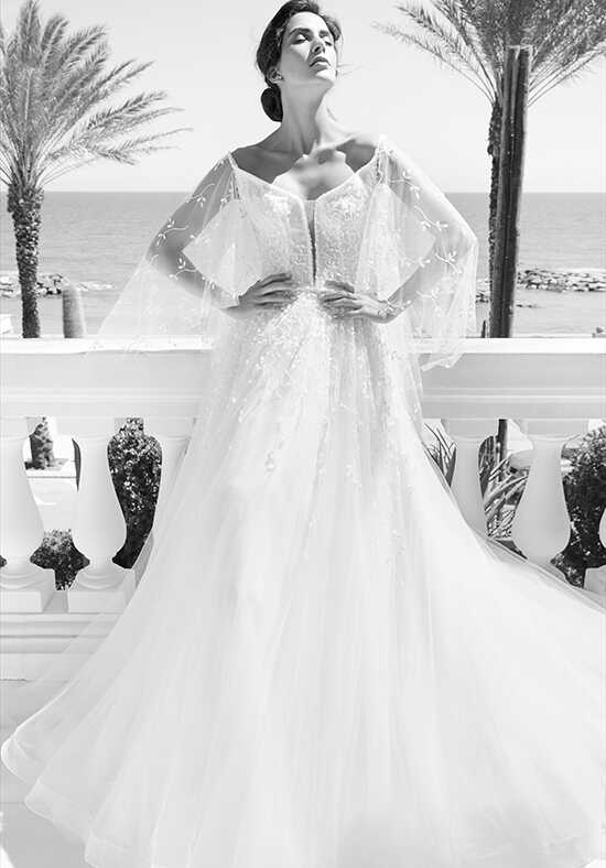 Alessandra Rinaudo Collection LILIAN AR 2018 A-Line Wedding Dress
