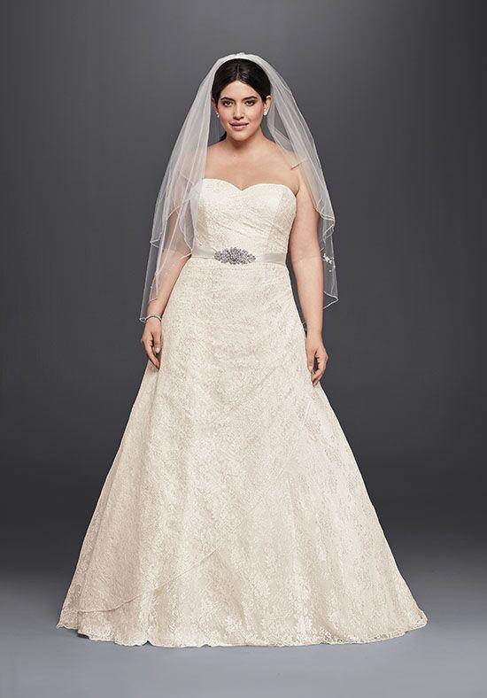 David\'s Bridal Style 9WG3805