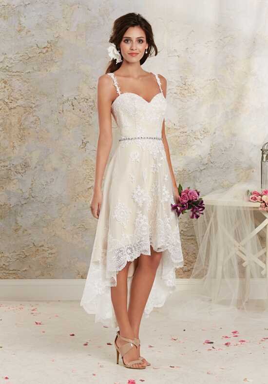 Alfred Angelo Modern Vintage Bridal Collection 8535NT Wedding Dress photo