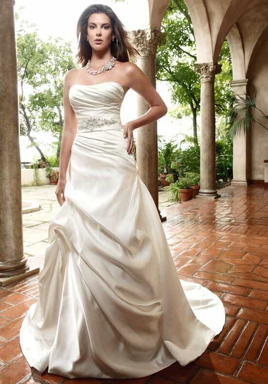 Casablanca Bridal 2018 Wedding Dress photo